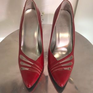 Charlotte Russe red high heels